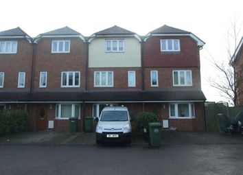 Thumbnail 3 bed terraced house to rent in Jessamine Terrace, Birchwood Road, Swanley