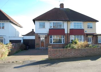 Thumbnail 3 bedroom semi-detached house to rent in Hillside Avenue, Woodford Green
