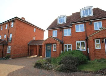 Thumbnail 3 bed semi-detached house to rent in Great Ashby Way, Stevenage