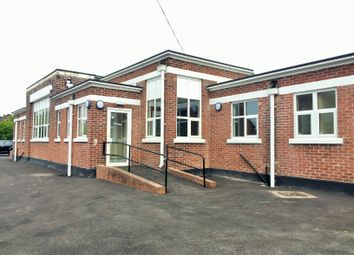 Office to let in Wellesley House, Wellesley Street, Shelton, Stoke-On-Trent, Staffordshire ST1