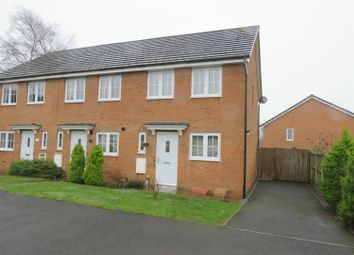 Thumbnail 2 bed end terrace house for sale in Weavers Avenue, Frizington