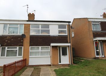 Thumbnail 4 bed semi-detached house to rent in Denham Close, Wivenhoe, Colchester