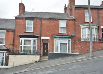 Thumbnail 2 bed terraced house for sale in Laceby Street, Monks Road, Lincoln