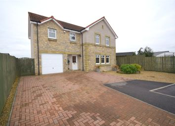 Thumbnail 4 bed detached house for sale in Fernlea Drive, Windygates, Leven, Fife