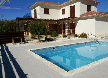 Thumbnail 4 bed villa for sale in Anogyra, Limassol, Cyprus