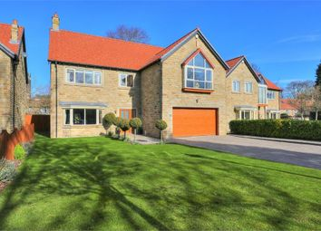 Thumbnail 5 bed detached house for sale in Aldam Chase, Wickersley, Rotherham, South Yorkshire
