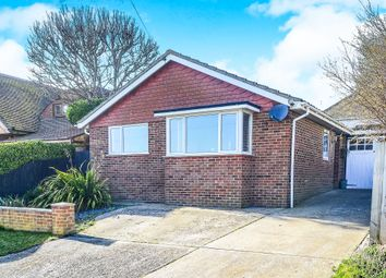 Thumbnail 3 bedroom detached bungalow for sale in Northwood Avenue, Saltdean, Brighton