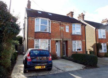 Thumbnail 4 bed semi-detached house for sale in Billingshurst Road, Broadbridge Heath, Horsham