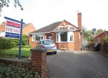 Thumbnail 2 bed detached bungalow for sale in Abbots Way, Newcastle