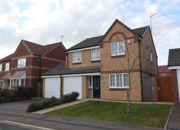 Thumbnail 4 bed detached house for sale in Whysall Road, Long Eaton
