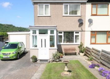Thumbnail 3 bed semi-detached house for sale in Gower Road, Mochdre, Colwyn Bay