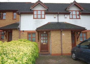 Thumbnail 2 bed terraced house to rent in Barton Close, Hendon