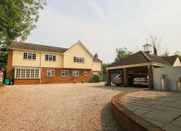 Thumbnail 5 bed detached house for sale in The Beeches, Royston Road, Wendens Ambo, Saffron Walden