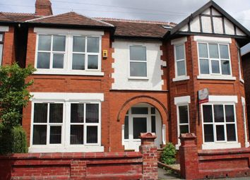 Thumbnail 6 bed property to rent in Milverton Road, Manchester