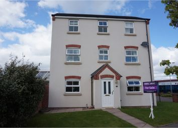Thumbnail 3 bed detached house for sale in Pheasant Way, Cannock