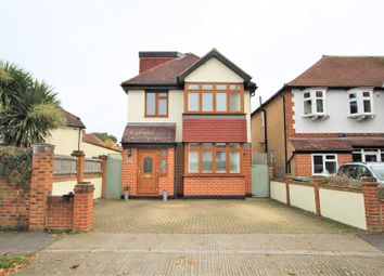 Thumbnail 3 bed detached house for sale in Woodlands Avenue, Worcester Park