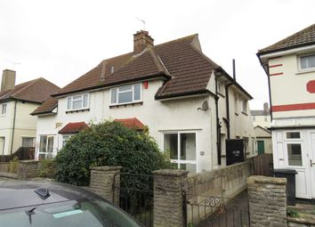 Thumbnail 3 bedroom semi-detached house for sale in Ridgeway Avenue, Weston-Super-Mare