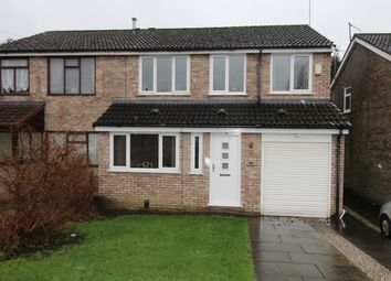 Thumbnail 4 bedroom semi-detached house for sale in Fairway, Rochdale