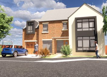 Thumbnail 4 bed detached house for sale in Dunelm Stables, Thornley, Durham
