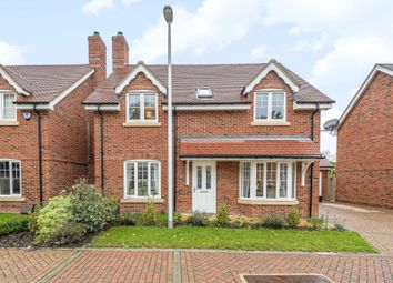 Thumbnail 4 bedroom detached house to rent in The Pippins, Swallowfield, Reading
