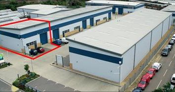 Thumbnail Light industrial to let in Redhill 23, Holmethorpe Industrial Estate, Redhill