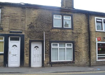 Thumbnail 1 bed cottage for sale in Chapel Street, Queensbury, Bradford