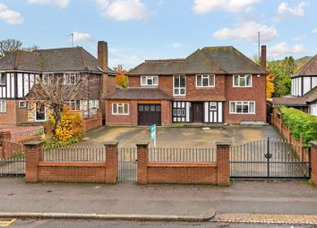 Thumbnail 5 bed detached house for sale in Old Bedford Road, Luton