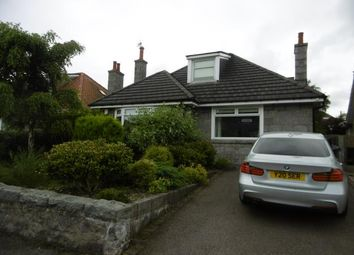 Thumbnail 4 bedroom detached house to rent in Woodstock Road, Aberdeen