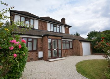 Thumbnail 4 bed detached house for sale in Nelwyn Avenue, Emerson Park, Hornchurch