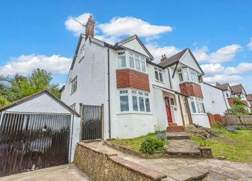 Thumbnail 6 bed detached house for sale in Fairdene Road, Coulsdon