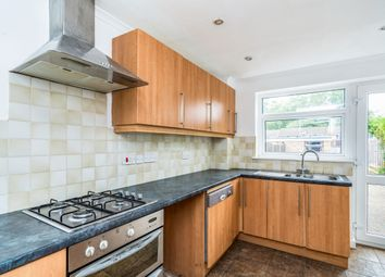 Thumbnail 3 bed semi-detached house to rent in Dunster Close, Southampton