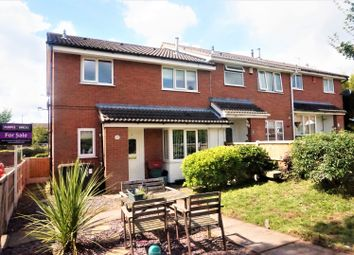 Thumbnail 2 bed town house for sale in Haslington Close, Newcastle