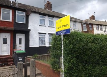 Thumbnail 2 bed terraced house for sale in Kirkby Road, Sutton-In-Ashfield