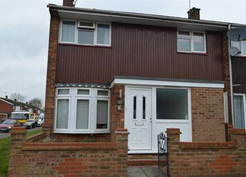 Thumbnail 1 bed end terrace house to rent in Cheviots, Hemel Hempstead
