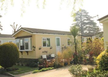 Thumbnail 1 bed mobile/park home for sale in Thames Road, Willows Riverside Park, Windsor