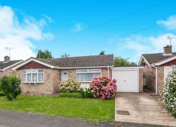 Thumbnail 2 bed detached bungalow for sale in Nightingale Lane, Feltwell, Thetford
