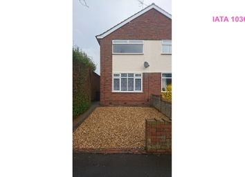 Thumbnail 2 bed semi-detached house for sale in Beauchamp Avenue, Kidderminster