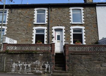 Thumbnail 2 bed terraced house for sale in Newport Road, Cwmcarn