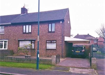 Thumbnail 3 bedroom semi-detached house for sale in Stirling Avenue, Jarrow