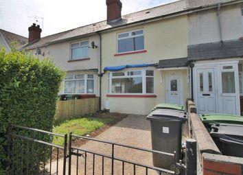 Thumbnail 2 bed terraced house to rent in Storrar Road, Splott, Cardiff