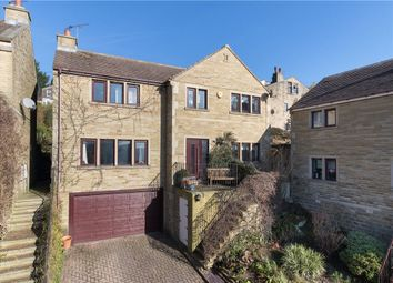 Thumbnail 5 bed detached house for sale in Church Court, Riddlesden, Keighley, West Yorkshire
