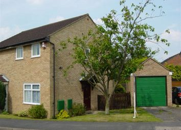 Thumbnail 2 bed semi-detached house to rent in Bracken Drive, Rugby