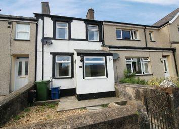 Thumbnail 2 bed terraced house for sale in Coed Madog Road, Caernarfon, Gwynedd