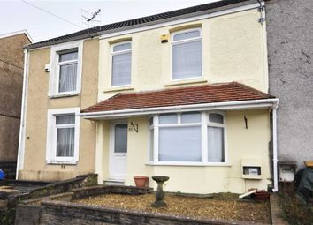 Thumbnail 2 bed terraced house for sale in Mansel Road, Bonymaen, Swansea