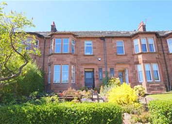 Thumbnail 4 bed terraced house to rent in Clarkston Road, Glasgow