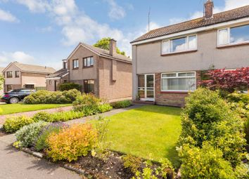 Thumbnail 2 bed semi-detached house for sale in 289 Rullion Road, Penicuik