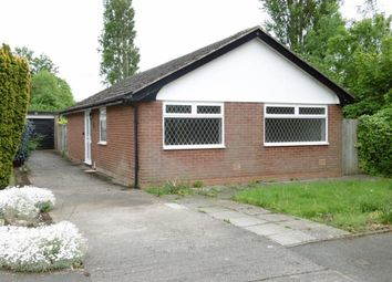 Thumbnail 2 bed detached bungalow to rent in Carlton Close, Parkgate, Wirral