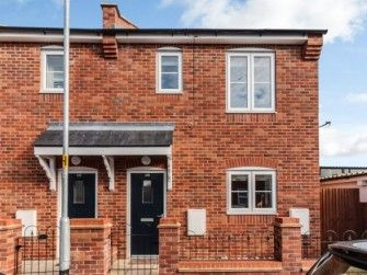 Thumbnail 2 bed semi-detached house to rent in Cecil Street, North Watford, Watford, Hertfordshire