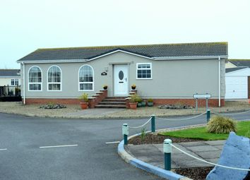 Thumbnail 2 bed mobile/park home for sale in Stonechat Way, Newtownards, Ards