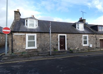 Thumbnail 3 bed terraced bungalow for sale in Academy Street, Elgin